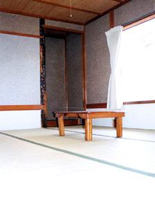 丹後半島・琴引浜の松葉カニ料理と海水浴の温泉民宿 「尾江」の部屋画像