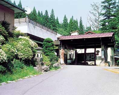 添沢温泉 雲泉閣 山の家