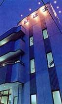 ビジネスホテル 新富士
