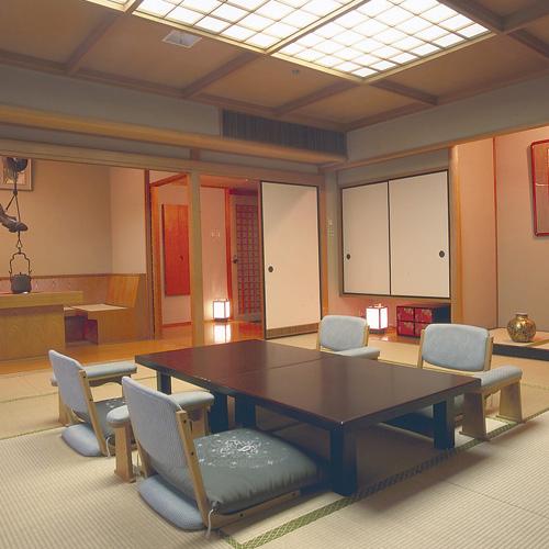 山代温泉 雄山閣の部屋画像