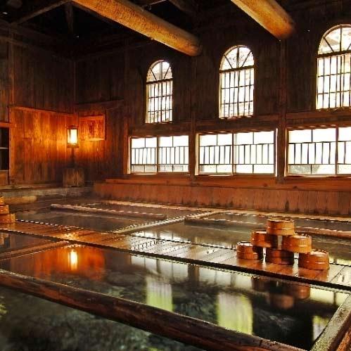 法師温泉長寿館