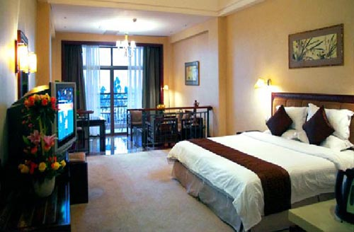 SUPERIOR DOUBLE SUITE ROOM