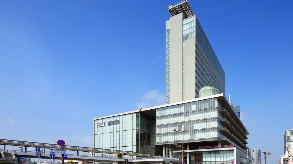 ANAクラウンプラザホテル岡山(旧 岡山全日空ホテル)