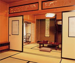 Guest Room(Japanese-Style Room)