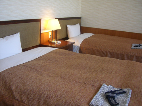 ルーストンホテル