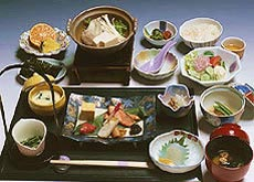 Japanese Style Breakfast Sample 1