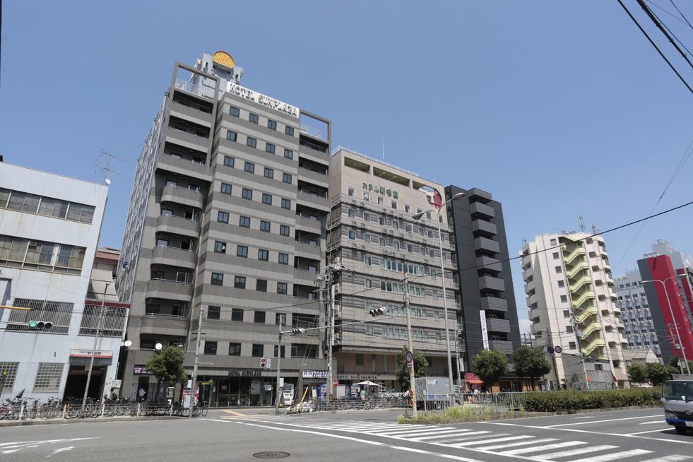 ビジネスホテル サンプラザ