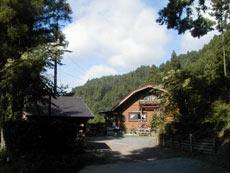 山小屋ケルン