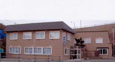 旅館 望洋荘の外観