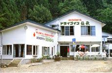 秋の宮温泉 旅館 仙秋