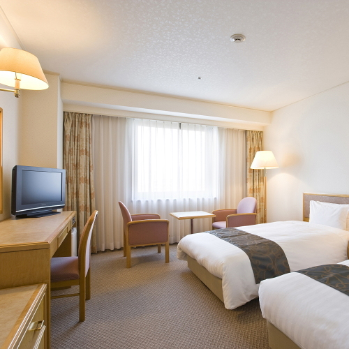 ロワジールホテル 函館