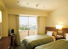 City View Twin Room
