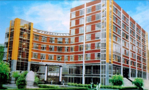 Mumianhua Jinshan Hotel