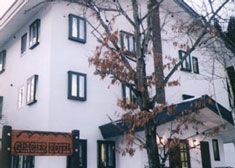 グレイシャーホテル