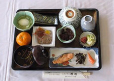 Japanese Style Breakfast Image
