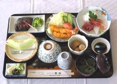Japanese Style Dinner Image