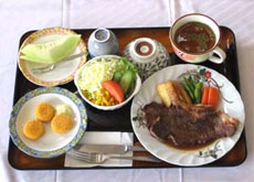 Western Style Dinner Image