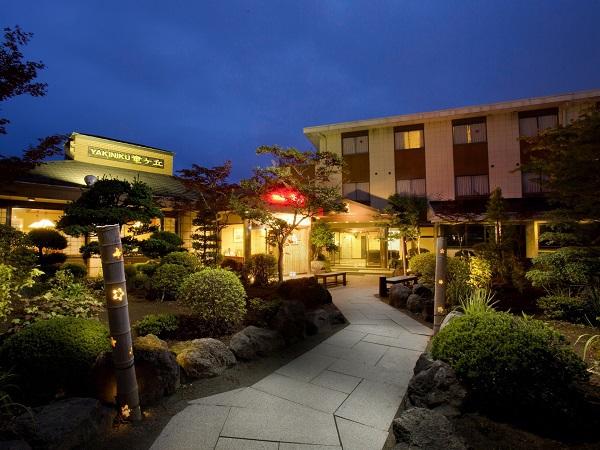 ホテルふじ竜ヶ丘