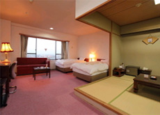 Japanese & Western Style Room