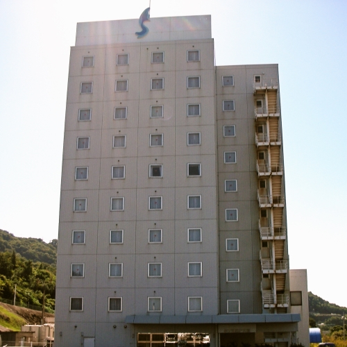 ホテル瀬戸大橋