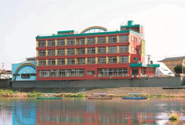 筑後川温泉 虹の宿 ホテル花景色