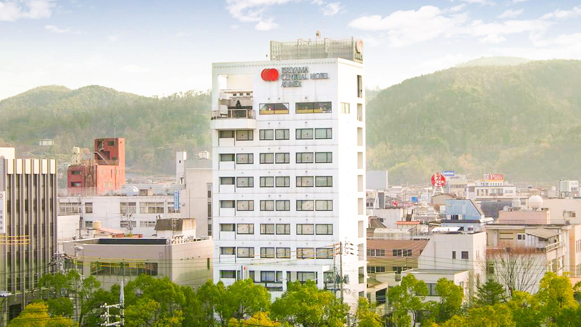津山セントラルホテル 新館アネックス