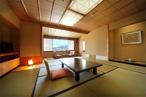 かみのやま温泉 仙渓園 月岡ホテルの部屋画像