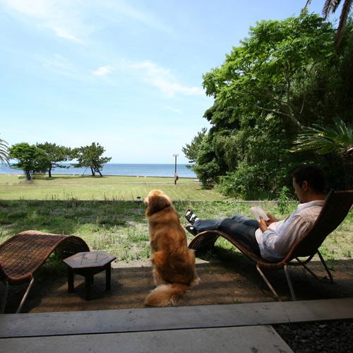愛犬と楽しむ宿 「しぶごえ館山弐号館」