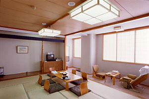 十勝川温泉 笹井ホテル(HTC提供)