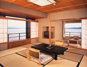 和倉温泉 加賀屋の部屋画像