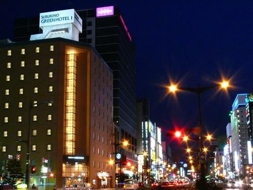 ススキノグリーンホテル1