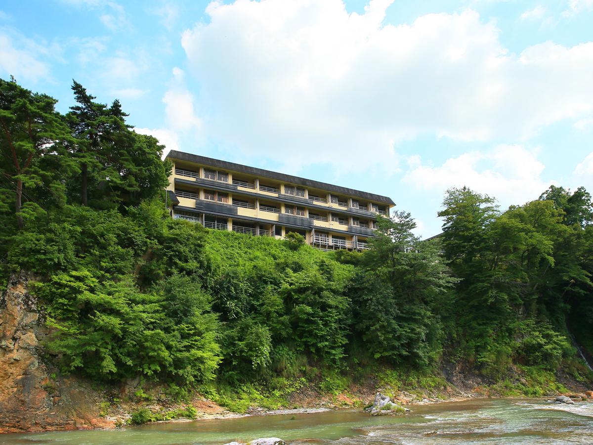 せせらぎと竹の香りの隠れ宿 全室鬼怒川渓流側 若竹の庄