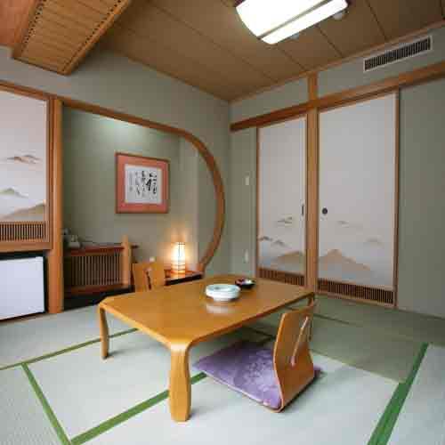 登別 石水亭の部屋画像