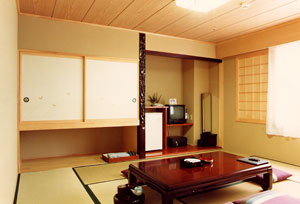 函館温泉ホテル(HTC提供)