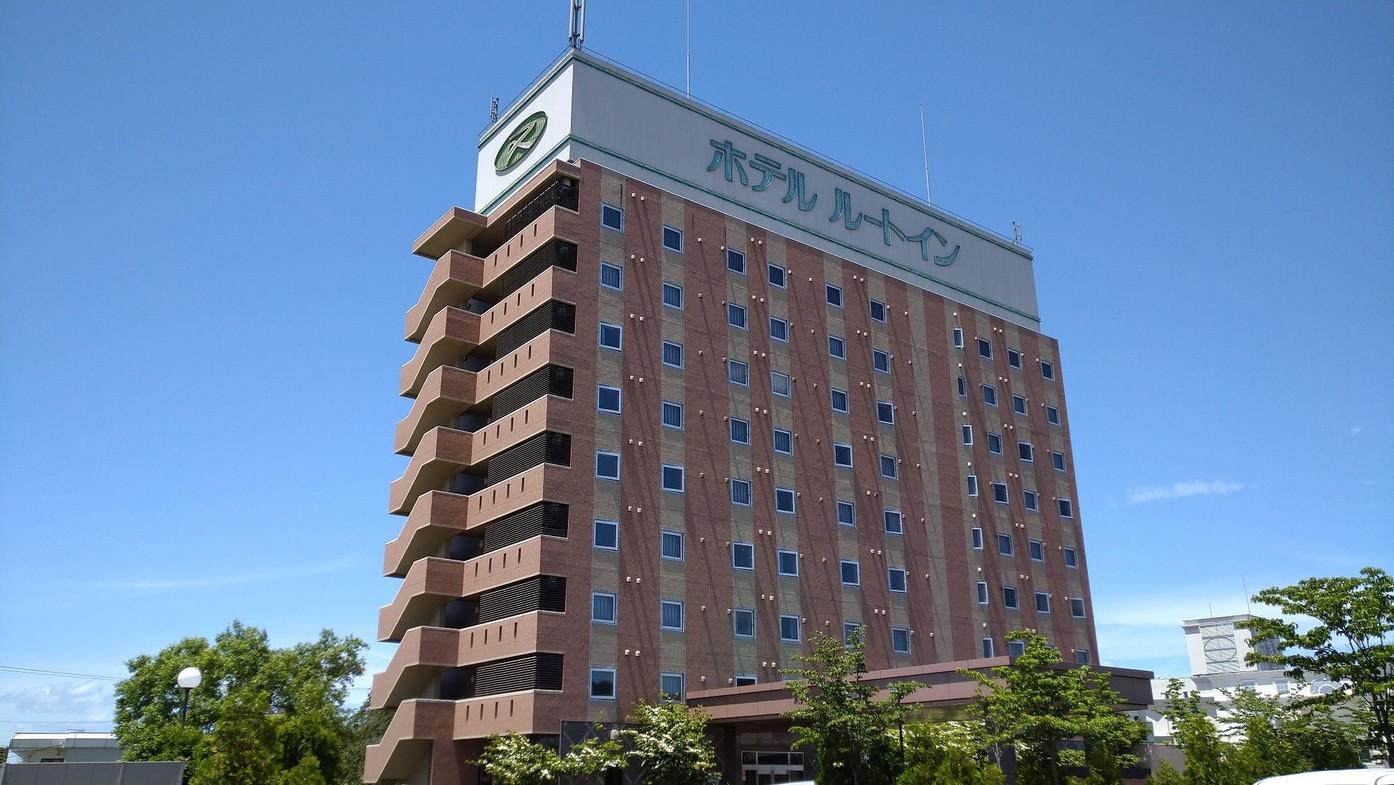 ホテルルートイン会津若松