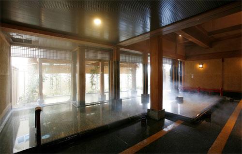放射能泉の効能と主な温泉地