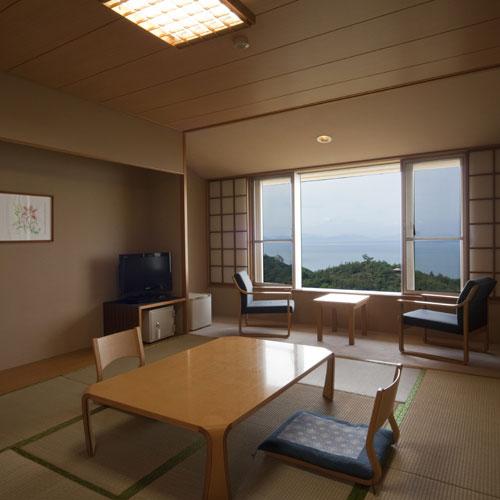 休暇村 瀬戸内東予の部屋画像