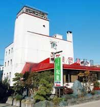 ビジネスホテル松見の外観