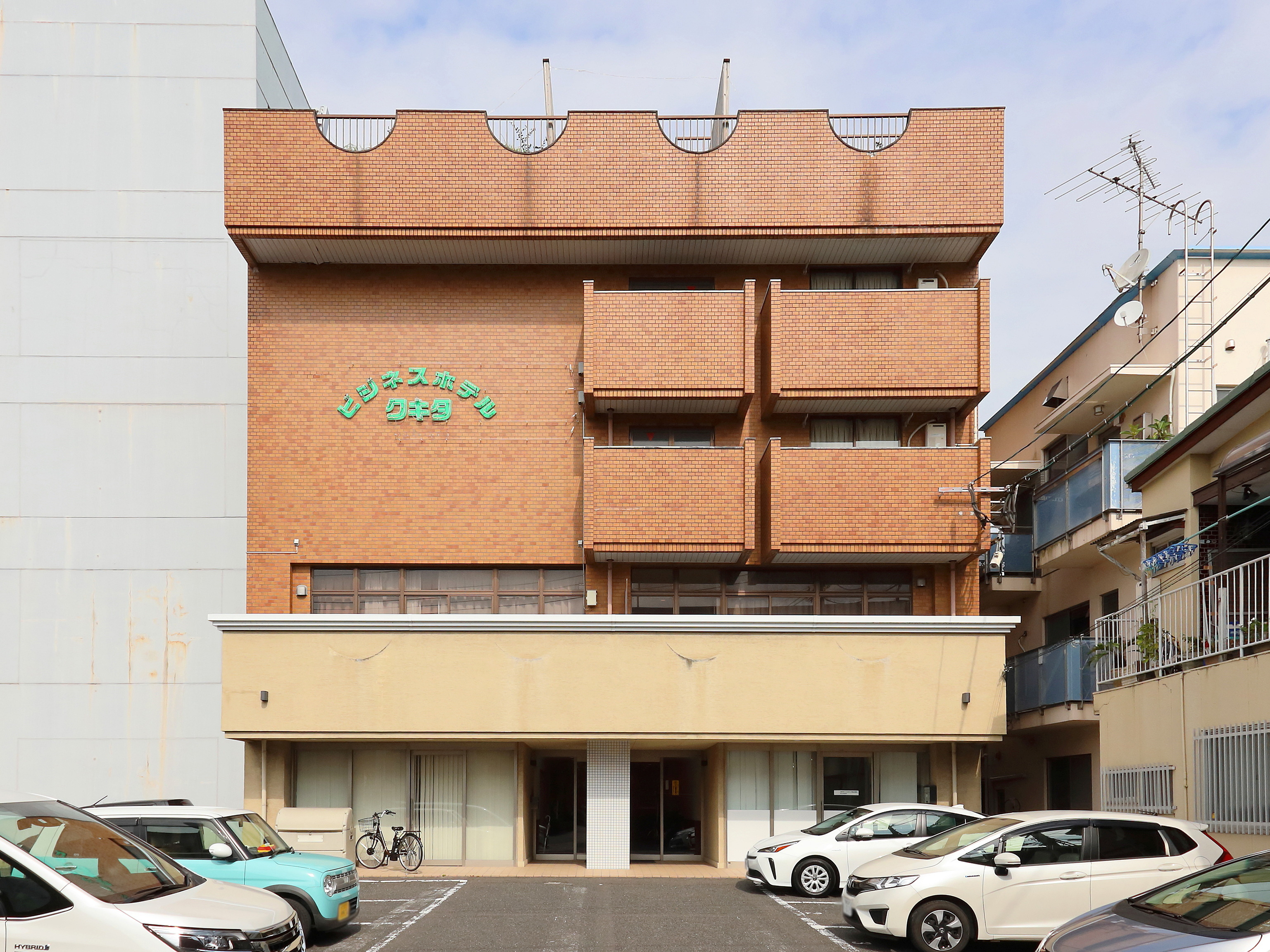 HOTEL クキタ