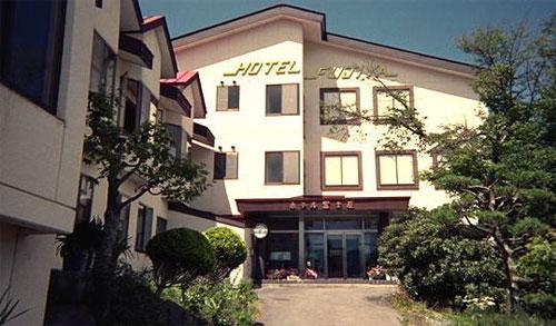 ホテル富士屋