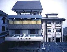 高原ホテル対山