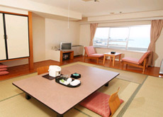 Japanese Style Room ( 10-Tatami Mats )