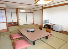 Japanese Style Room ( 12-Tatami Mats )