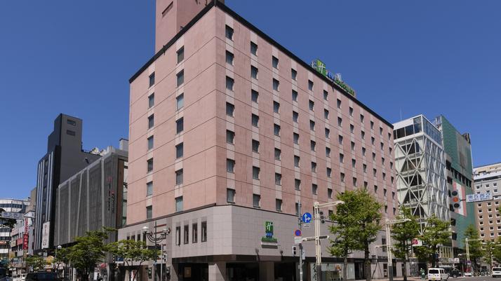 ANA ホリデイ イン 札幌すすきの◆楽天トラベル