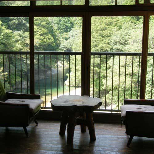 三段峡温泉 三段峡ホテル