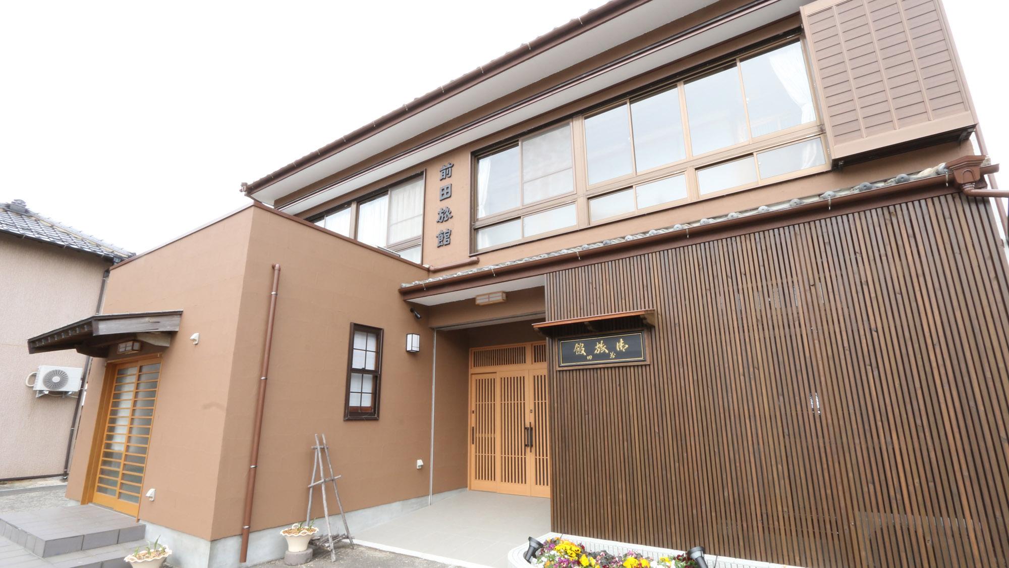 前田旅館 <五島・中通島>