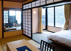 Japanese And Western Style Room 1