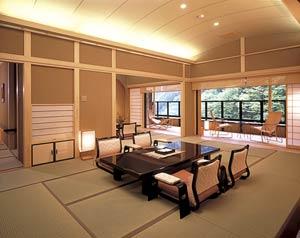 西山温泉 全館源泉掛け流しの宿 慶雲館の部屋画像
