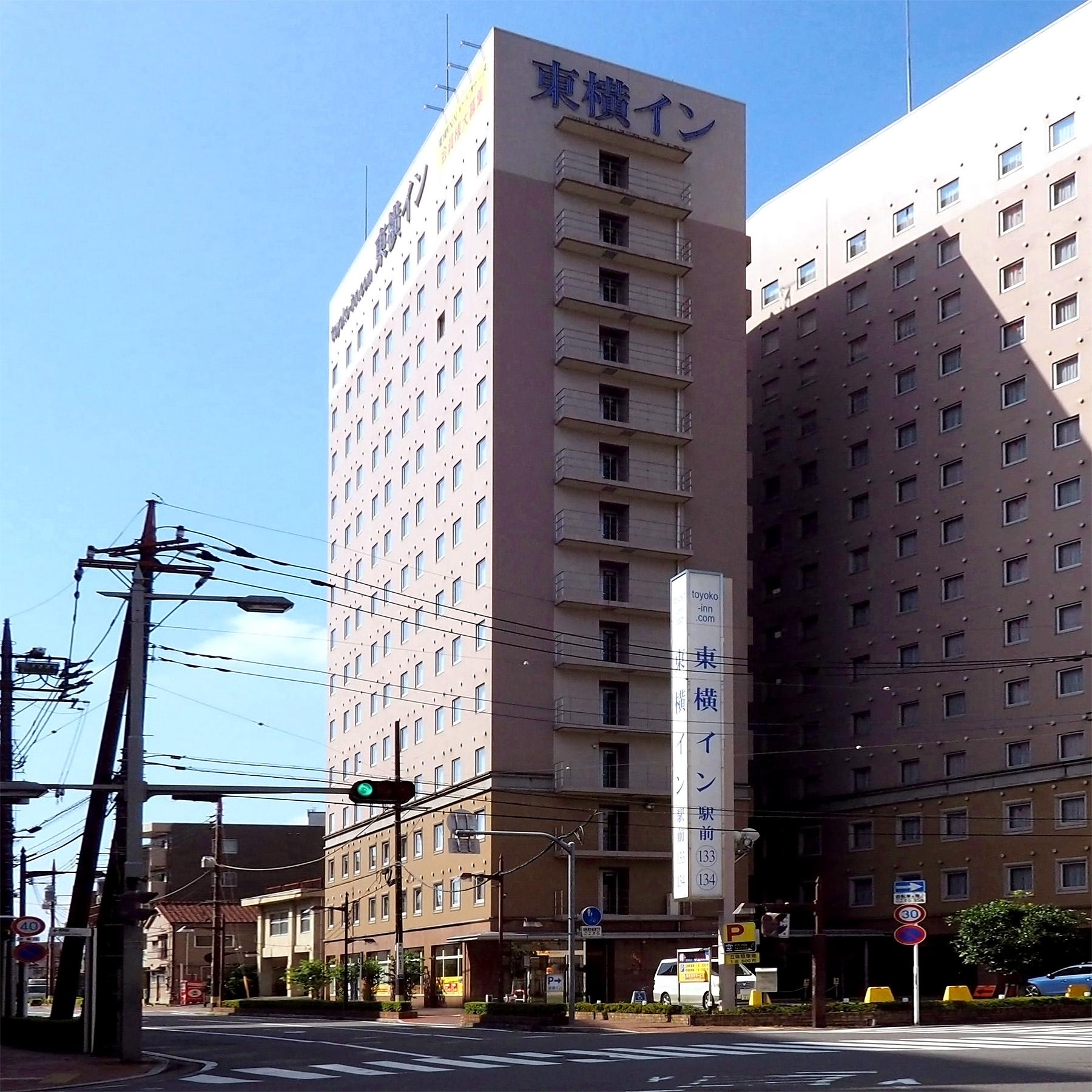 東横イン 高崎駅前禁煙棟