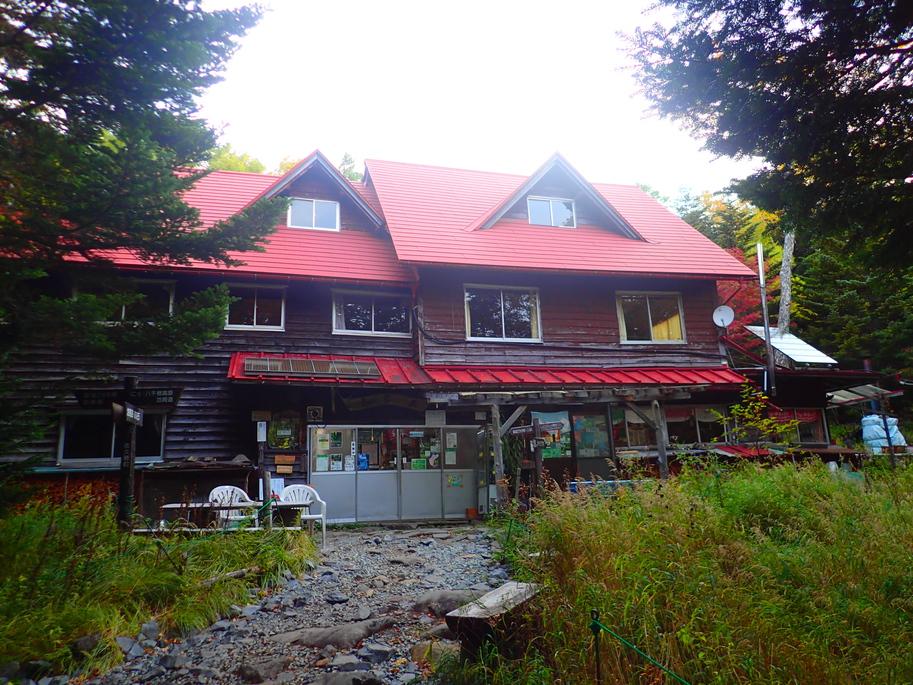 青苔荘の外観